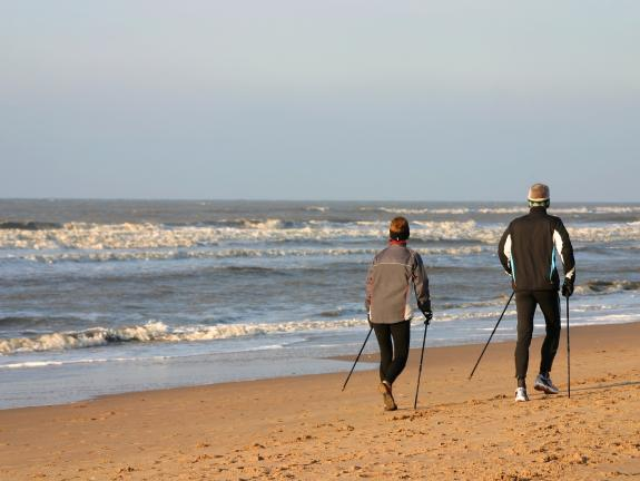 Nordic Beach Walking